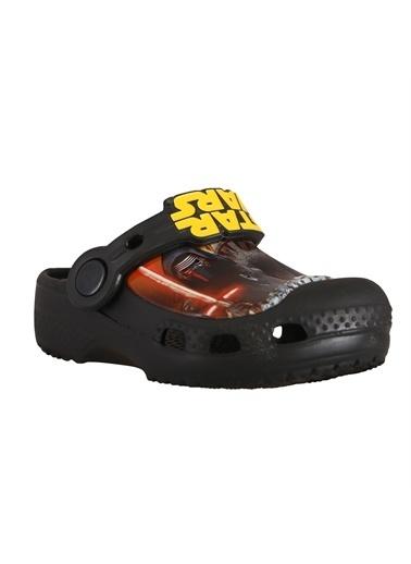 Crocs Crocs 20217290H Star Wars Çocuk Terlik Siyah